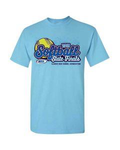 2019 IHSA Girls Softball Short Sleeve T-Shirt