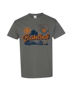 IHSA Traditions Basketball March Madness Tee Shirt - Design 3