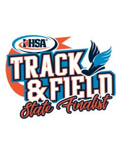 IHSA Track and Field State Finalist Patch