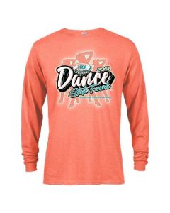 2019 IHSA Competitive Dance Long Sleeve T-Shirt