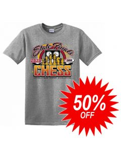 2020 IHSA Chess Short Sleeve T-Shirt