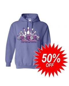 2020 IHSA Girls Bowling Hooded Sweatshirt