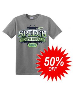 2020 IHSA Speech Short Sleeve T-Shirt