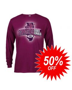 2020 IHSA Girls Gymnastics Long Sleeve T-Shirt