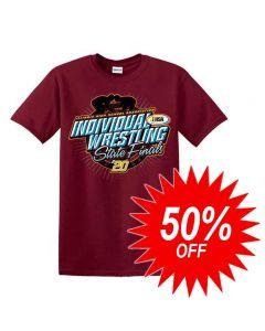 2020 IHSA Individual Wrestling Short Sleeve T-Shirt