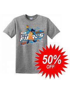 2020 IHSA Girls Basketball Short Sleeve T-Shirt