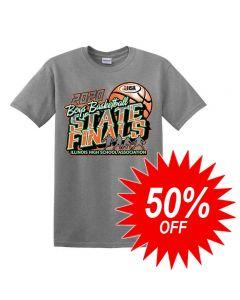2020 IHSA Boys Basketball Short Sleeve T-Shirt