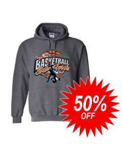 2020 IHSA Boys Basketball Hooded Sweatshirt