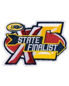 IHSA XC State Finalist Patch 03
