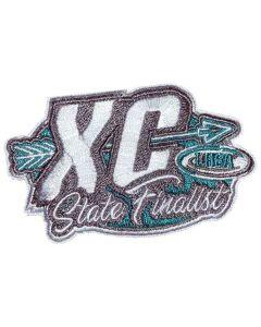 IHSA XC State Finalist Patch 04
