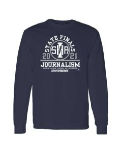 IHSA State Series State Finals Journalism Long Sleeve Tee