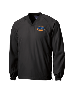 IHSA Officials Casual Wear Microfiber Windshirt