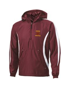 Lockport HS Track and Field Pullover Windbreaker