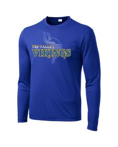 Tri Valley PTO PosiCharge Long Sleeve Competitor T-shirt