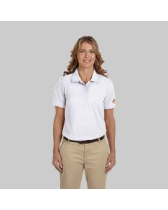IHSA Officials Ladies Easy Blend Polo