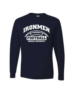 NCHS Football Long Sleeve Team Tee