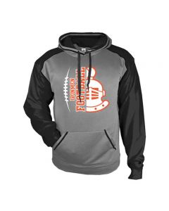 NCHS Football Performance Hoodie #2