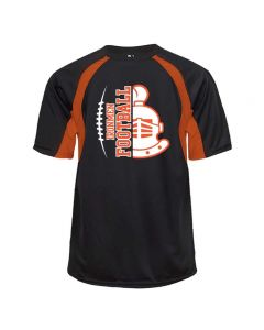 NCHS Football Short Sleeve Performance tee - D2