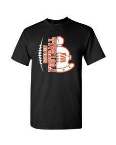 NCHS Football Short Sleeve Tee - D2