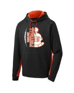 NCHS Football Performance Hoodie #1
