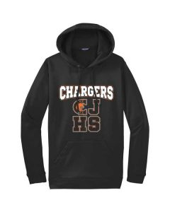 Chiddix Spiritwear Performance Hooded Sweatshirt (Design 1)