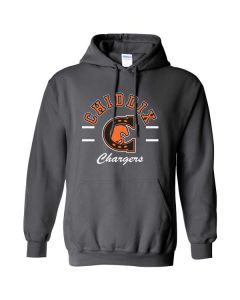 Chiddix Spiritwear Hooded Sweatshirt (Design 2)