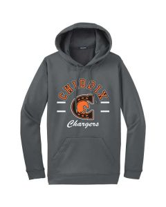 Chiddix Spiritwear Performance Hooded Sweatshirt (Design 2)