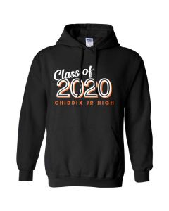 Chiddix Spiritwear Hooded Sweatshirt (Design 3)