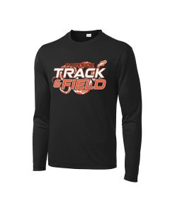 Parkside JH Track Performance Long Sleeve Tee