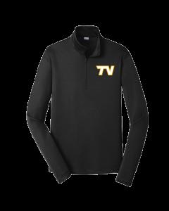 TVMS Baseball 1/4 Zip Pullover