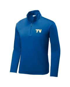 Tri Valley JFL Youth PosiCharge Competitor 1/4 Zip Pullover