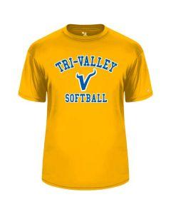 Tri-Valley MS Softball B-Core Tee