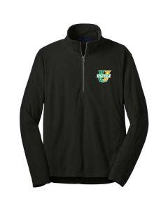 U-High Cheerleading Microfleece 1/2 Zip Pullover