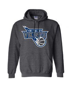 TVHS Girls Basketball Heavy Blend Hooded Sweatshirt