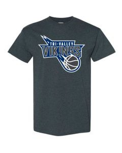 TVHS Girls Basketball Heavy Cotton T-Shirt