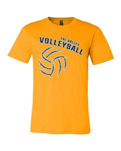 TVMS Volleyball Jersey T-shirt