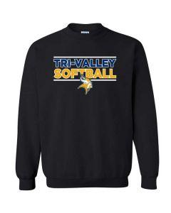 TVHS Softball Crewneck Sweatshirt