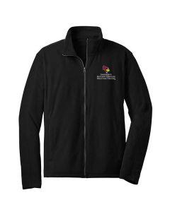 ISU Housing Services Men's Microfleece Full Zip Jacket