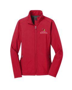 ISU Housing Services Ladies Soft Shell Jacket