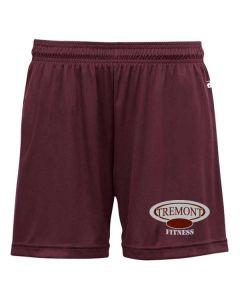 Tremont P.E. Ladies B-Core Shorts