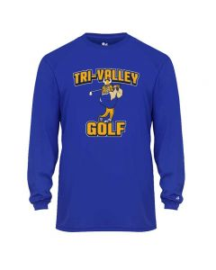 Tri-Valley Golf B-Core Long Sleeve T-shirt
