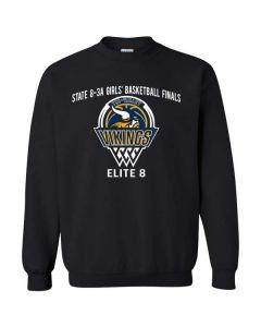 Tri-Valley MS Girls Basketball Crewneck Sweatshirt