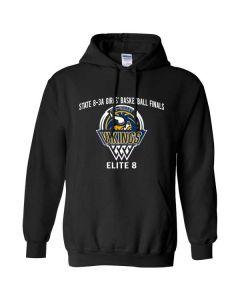 Tri-Valley MS Girls Basketball Hooded Sweatshirt