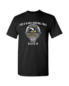 Tri-Valley MS Girls Basketball Cotton T-shirt