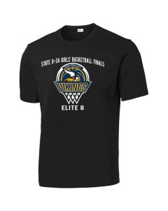 Tri-Valley MS Girls Basketball PosiCharge Competitor T-shirt
