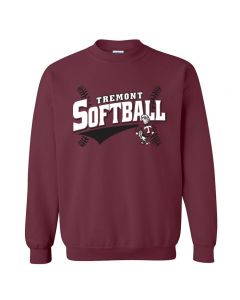 Tremont MS Softball Crewneck Sweatshirt