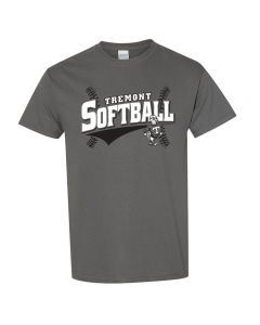 Tremont MS Softball Cotton T-shirt