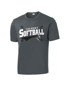 Tremont MS Softball PosiCharge Competitor T-shirt