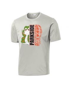 Parkside Jr High Cross Country Performance Short Sleeve tee