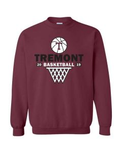 Tremont MS Basketball Crewneck Sweatshirt